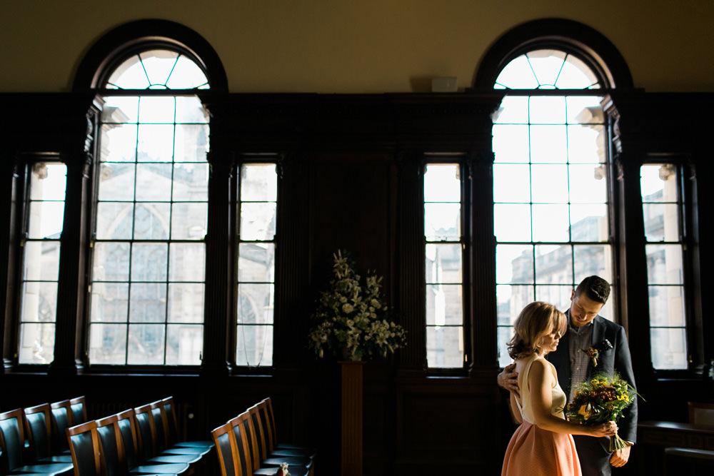 candid wedding photographer scotland