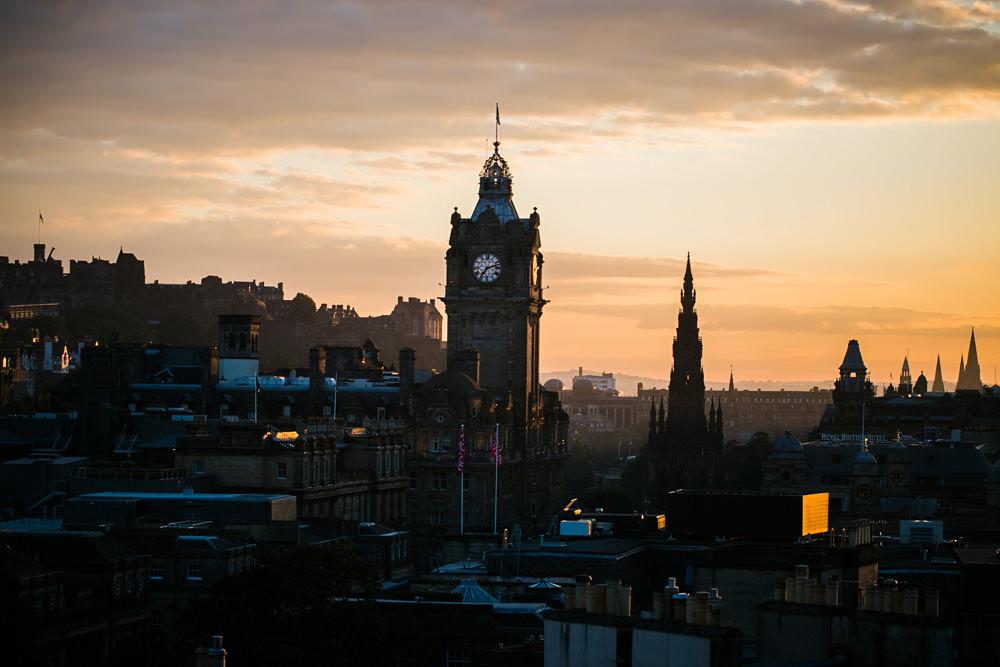 Elople to Edinburgh