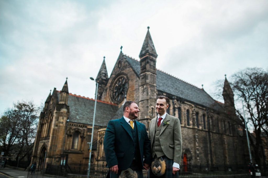 Edinburgh, LGBTQ Wedding